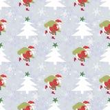 configuration de Noël sans joint Image libre de droits