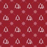 configuration de Noël sans joint Images stock