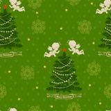 configuration de Noël sans joint illustration libre de droits