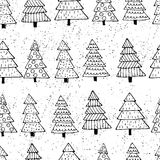 configuration de Noël sans joint Photo stock
