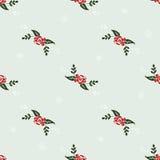 configuration de Noël sans joint illustration stock