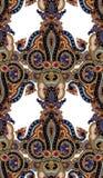 Configuration de Paisley Images stock