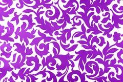 Configuration de papier violette Photographie stock
