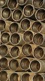 Configuration de pipe photographie stock