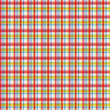Configuration de plaid Photos stock