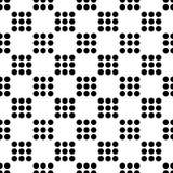 Configuration de points sans joint Image libre de droits