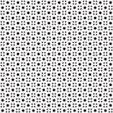 Configuration de points sans joint de polka illustration stock