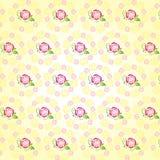 Configuration de Rose illustration libre de droits