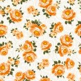 Configuration de Rose Image libre de droits