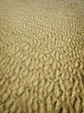 Configuration de sable Photos stock