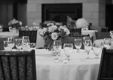 Configuration de Tableau de banquet Image libre de droits