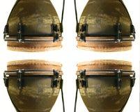 Configuration de tambour Photo libre de droits