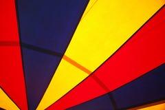 Configuration de tente de cirque Images stock