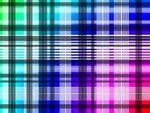 Configuration de textile Photos libres de droits