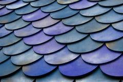 Configuration de toit Photo libre de droits
