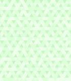 Configuration de triangle Fond sans couture vert de vecteur illustration de vecteur