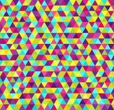 Configuration de triangle Vecteur sans joint illustration de vecteur