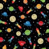 Configuration de vaisseaux spatiaux Image libre de droits