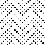 Configuration de zigzag sans joint Fond noir et blanc abstrait Photo libre de droits