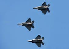 Configuration des aéronefs de temps de guerre Images libres de droits