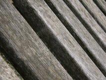 Configuration en bois Image libre de droits