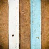 Configuration en bois de banc image stock