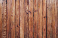 Configuration en bois de mur de planches Photos stock