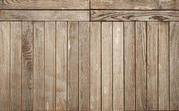 Configuration en bois de planches Images stock