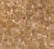 Configuration en bois sans joint Images stock