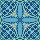 Configuration en bon état fleurie Image libre de droits