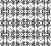 Configuration en feuille de palmier illustration de vecteur