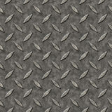Configuration en métal de plaque de diamant Image stock
