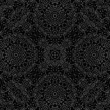 Configuration fleurie illustration de vecteur