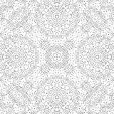 Configuration fleurie illustration stock