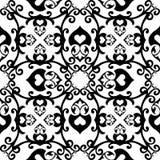 Configuration fleurie Images libres de droits