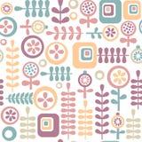 Configuration florale Images libres de droits