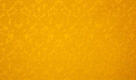 Configuration florale abstraite de tissu Photographie stock