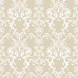 Configuration florale sans joint Image libre de droits