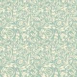 Configuration florale sans joint Photographie stock
