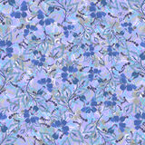 Configuration florale sans joint Images stock