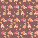 Configuration florale sans joint de cru Image libre de droits
