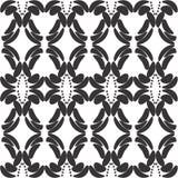 Configuration florale sans joint de cru Illustration de vecteur Photos libres de droits