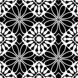 Configuration florale sans joint, fond Image libre de droits