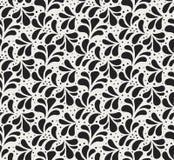 Configuration florale sans joint Fond d'ornement de vecteur Texture abstraite de cru illustration stock