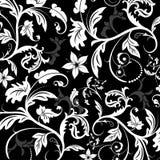Configuration florale, vecteur Images stock