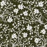 Configuration florale, vecteur Image stock