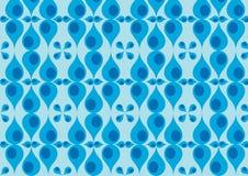 Configuration géniale abstraite illustration de vecteur