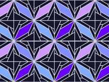 Configuration géométrique Image stock