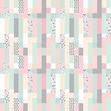 Configuration géométrique abstraite Image stock