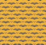 Configuration géométrique abstraite Image libre de droits